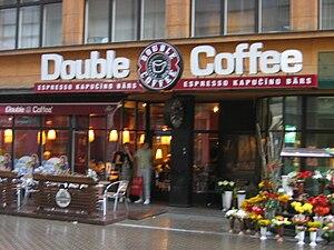 Double Coffee Restaurant in Riga