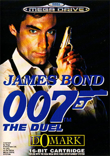 James Bond 007 The Duel  Wikipedia