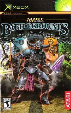 Magic The Gathering Battlegrounds Wikipedia