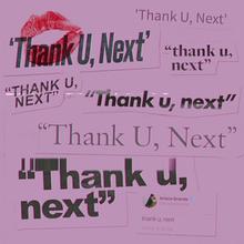 thank u next song