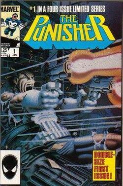 The Punisher 1986 series  Wikipedia