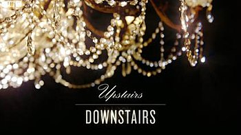 Title caption for Upstairs, Downstairs