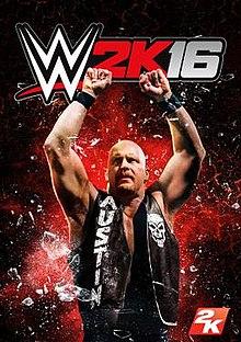 WWE 2016 Free Download