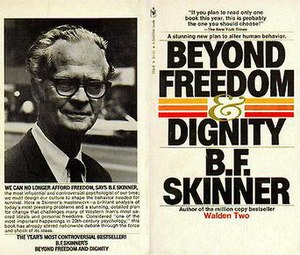 Beyond Freedom and Dignity (1971), spent eight...