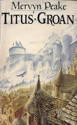 Gormenghast castle  Wikipedia
