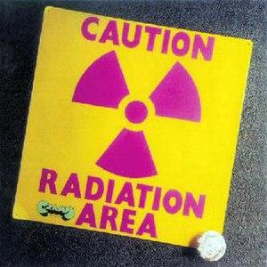 Caution Radiation Area