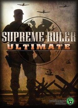 Supreme Ruler Ultimate  Wikipedia