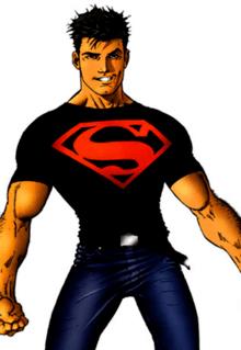 Superman Super Girl Super Boy Wallpaper Superboy Wikipedia