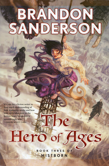 Hero Of Ages : Mistborn:, Wikipedia