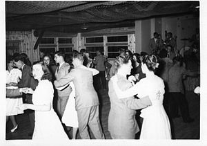 Dance 1948 Shore Club