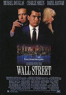 wall street 1987 film