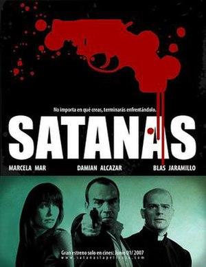 Satanás, film poster