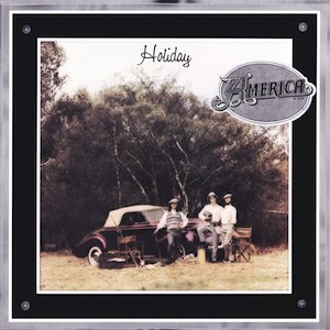 1974's Holiday was the first America album pro...