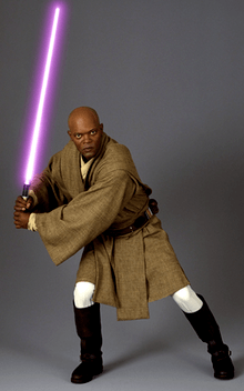 Samuel L Jackson Star Wars : samuel, jackson, Windu, Wikipedia