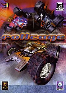 Old Car Wallpaper Free Download Rollcage Video Game Wikipedia