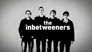 The Inbetweeners title card image, also used a...