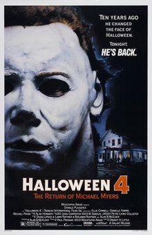The return of michael myers. Halloween 4 The Return Of Michael Myers Wikipedia