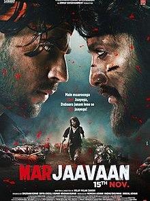 Marjaavaan Trailer whatsapp status