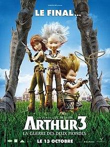 Arthure Et Les Minimoys 3 : arthure, minimoys, Arthur, Worlds, Wikipedia