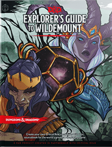 Dungeons That Drop Mounts : dungeons, mounts, Explorer's, Guide, Wildemount, Wikipedia
