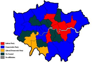 London Boroughs 06