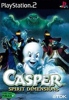 casper spirit dimensions wikipedia