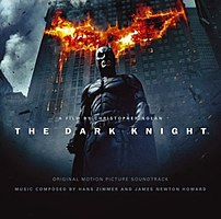 The Dark Knight album cover