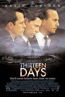Thirteen Days film  Wikipedia