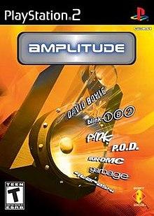 Amplitude video game  Wikipedia