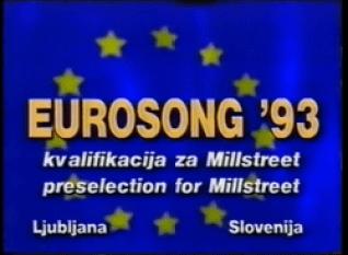 """Résultat de recherche d'images pour """"eurovision Ljubljana 1993"""""""