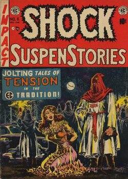 Shock SuspenStories  Wikipedia