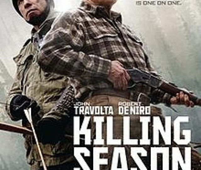 Killing Season Film Poster Jpg