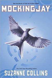The Final Book of THE HUNGER GAMES: MOCKINGJAY by Suzanne Collins
