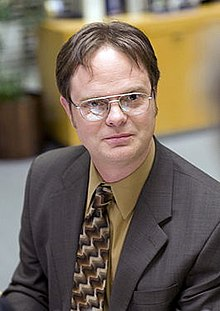 What Does Dodge Stand For Joke : dodge, stand, Dwight, Schrute, Wikipedia