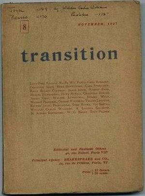 Transition (literary journal)