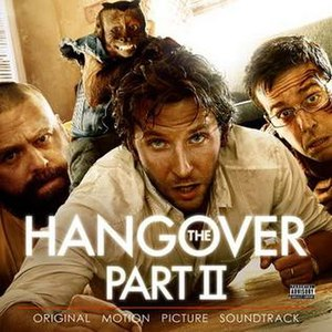 The Hangover Part II: Original Motion Picture ...