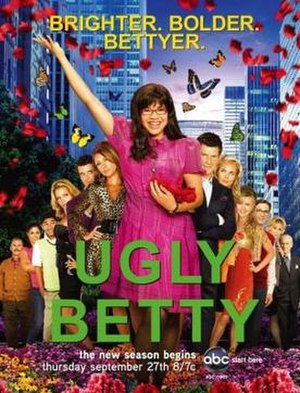 Ugly Betty (season 2)