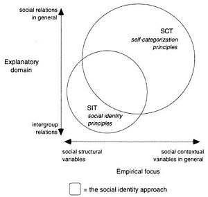 The explanatory profiles of social identity an...