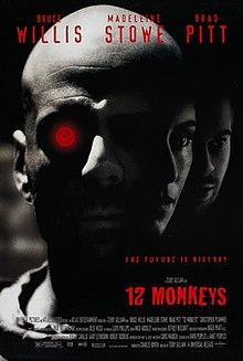 gilliam's 12 monkeys