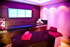 Stoke Park Spa Treatment Room