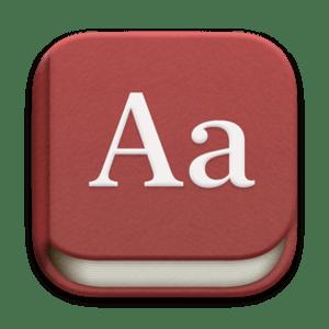 Dictionary (software)
