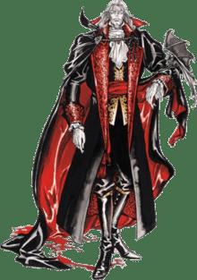 Castlevania: Symphony Of The Night : castlevania:, symphony, night, Dracula, (Castlevania), Wikipedia