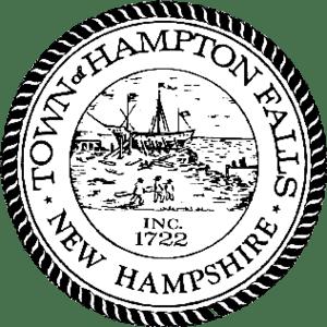 Official seal of Hampton Falls, New Hampshire