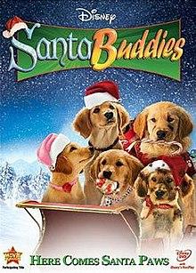 Puppy Paws Movie : puppy, movie, Santa, Buddies, Wikipedia