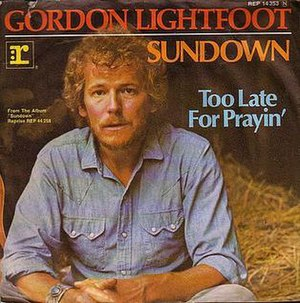 Sundown (Gordon Lightfoot song)
