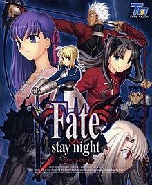 fate stay night wikipedia