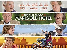 the best exotic marigold hotel movie film