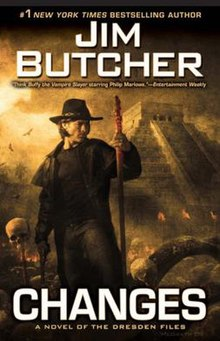 changes the dresden files