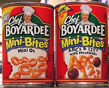 chef boyardee wikipedia