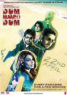 Dum Maro Dum 2011 – All About Sex and Drugs - Deepika Padukone